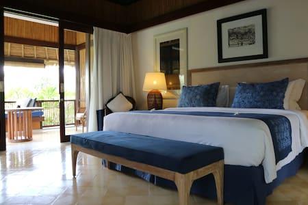 Ocean View Suite in Senggigi - Lombok - Mangsit - Boutique hotel