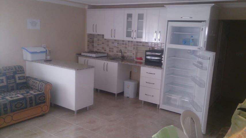 Izmir/Dikili top wohnung,Tv,Bad,strand,sonne usw.. - Dikili - Appartement
