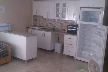 Izmir/Dikili top wohnung,Tv,Bad,strand,sonne usw.. - Dikili - Appartement