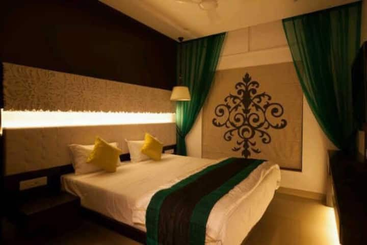 Luxurious 1BHK Apt near Baga and Anjuna Goa