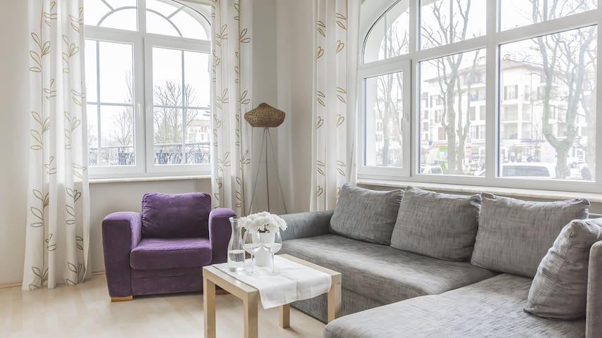 VacationClub - Trzy Korony Piastów Apartment 2 - Świnoujście