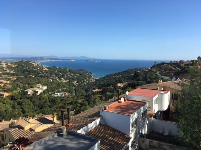 Apartamento con vistas al mar Begur
