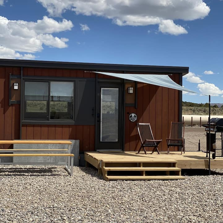 Pinyon Pines Tiny Home at Trail and Hitch