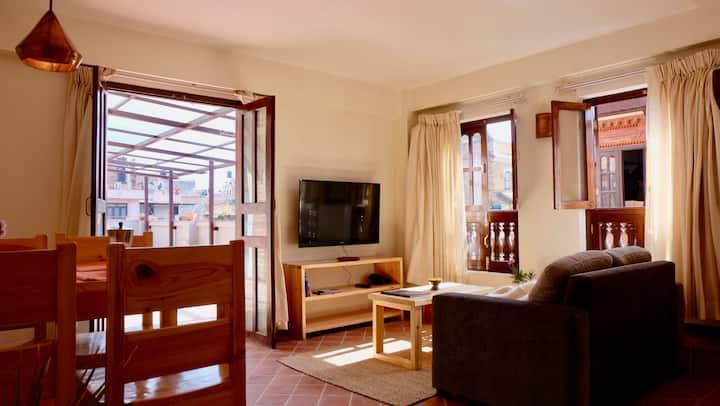HOTEL TIMILA Newa Comfort FAMILY SUITE (APARTMENT)