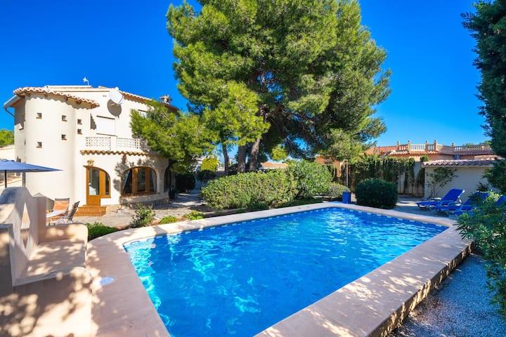 Casa de férias La Gaviota