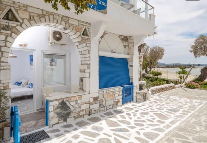 Room ONLY 10 metres from the sea on city center