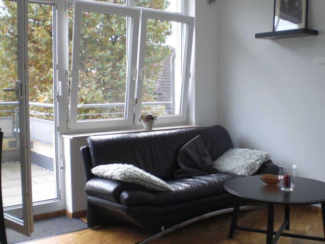 Moderne und sonnige Zwei-Zimmer-Wohnung - Heilbronn - Leilighet
