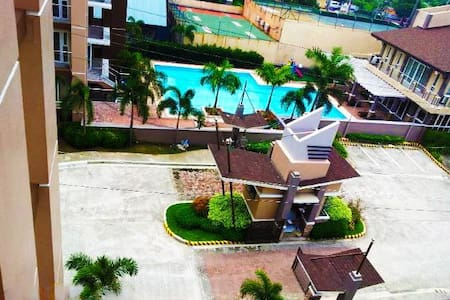 Spacious Condo Apartment - Cainta - Apartament