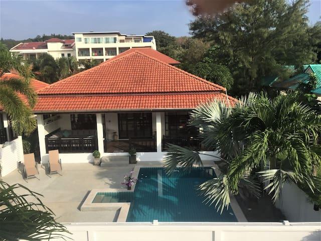 Poolvilla MSVD1, Koh Lanta, Thailand - Krabi - Talo