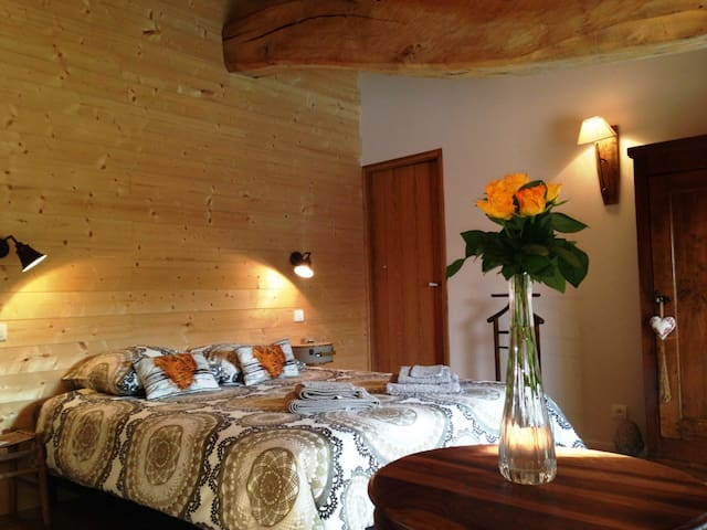 Bed and breakfast Selva at Villa Corterra