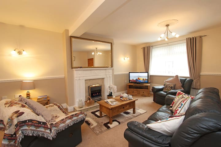 Coble Cottage, Newbiggin-by-the-Sea - Newbiggin-by-the-Sea - Huis