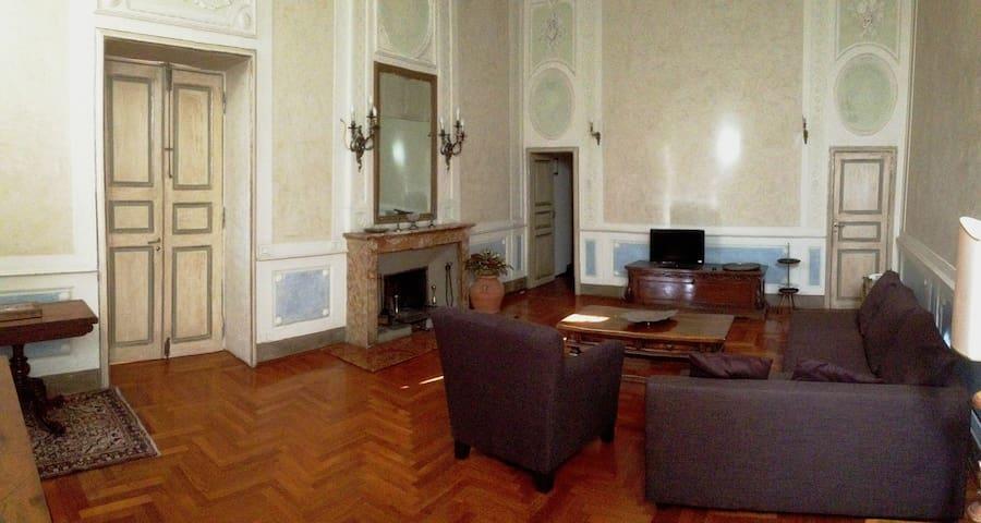 Cavallotti16 - Ampio appartamento in centro città - Parma - Huoneisto