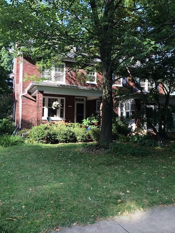 Charming home near F and M college - Lancaster - Casa