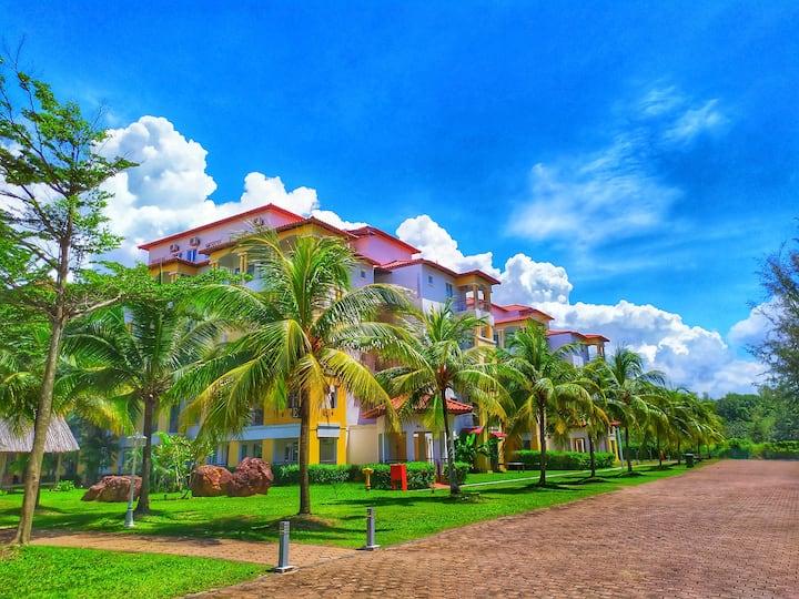 Le'Coco Desaru Beach @ Tiara Desaru Residence