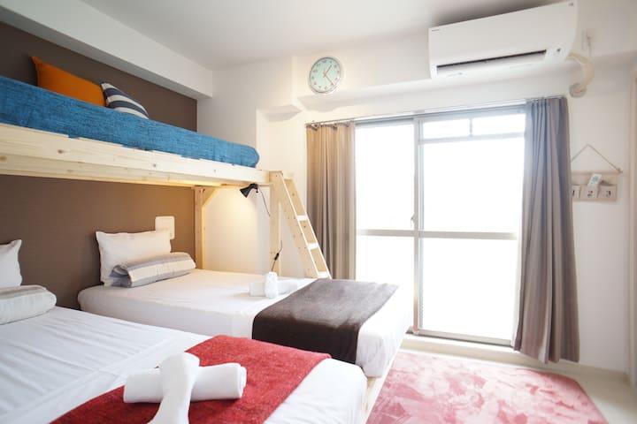 Galaxy Apartment  615
