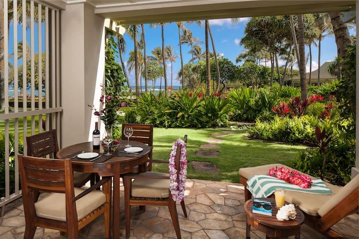 Villa 105 Beach Level Studio Direct Ocean Views - カフク - 別荘