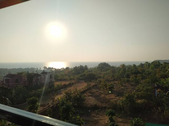 Agonda sunset hostel