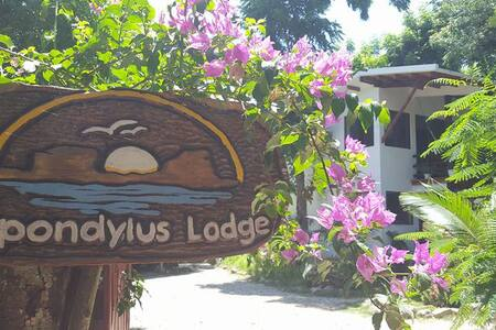 Spondylus Lodge Hotel - Ayampe - Talo