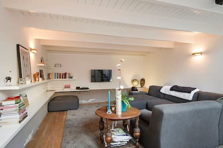 Central, nice house. Free parking! - Utrecht - Ev