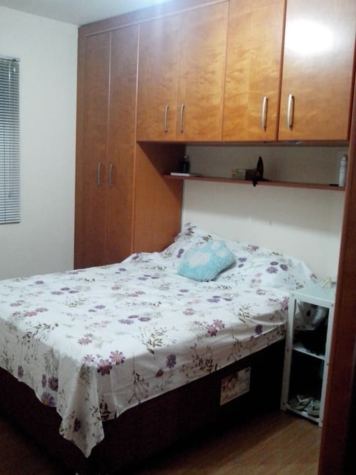Quarto de casal (Double bed room)