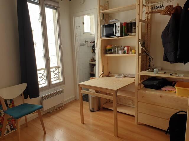 Studio paisible des Gobelins