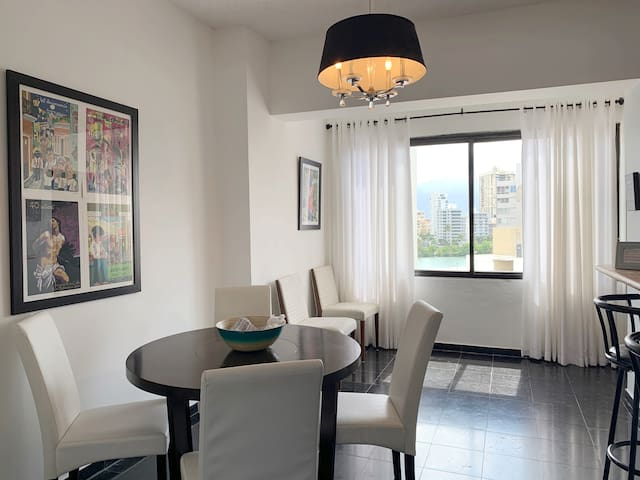 Economic two bedroom at Condado Beach!