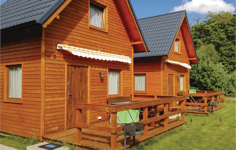Holiday cottage with 1 bedroom on 26m² in Choczewo