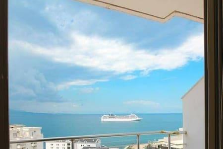 Luxury & Sea View Apartment