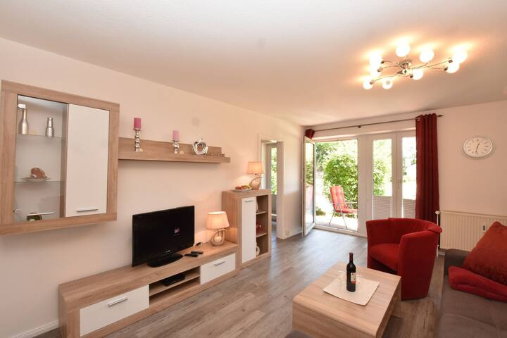 Beautiful apartment Friederike