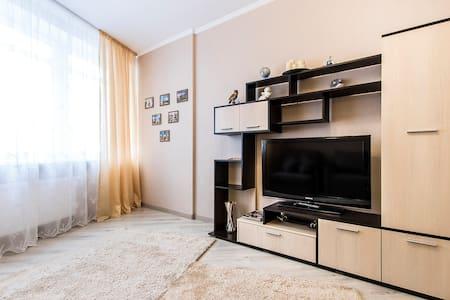 "Уютная квартира в ""Академ-Парке"" - Sankt-Peterburg - 公寓"