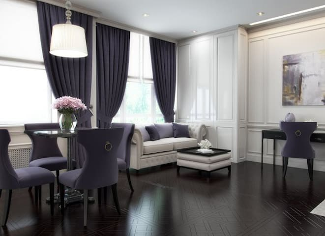 Luxury apartment in a heart of Odessa