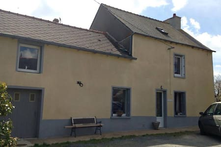 maison familiale - Plesder - Hus