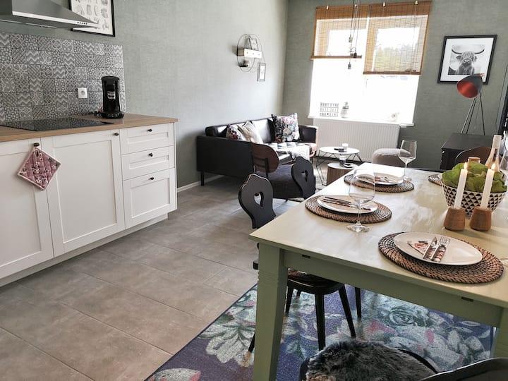 Ferienhaus bei Altötting perfekt für Kind und Hund