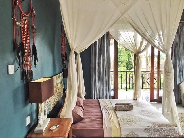 Amazing Loft in a Beautiful Villa! - Ubud - Apartamento