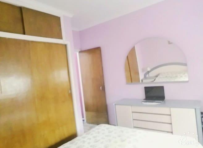 Dormitorio principal (cama matrimonial)