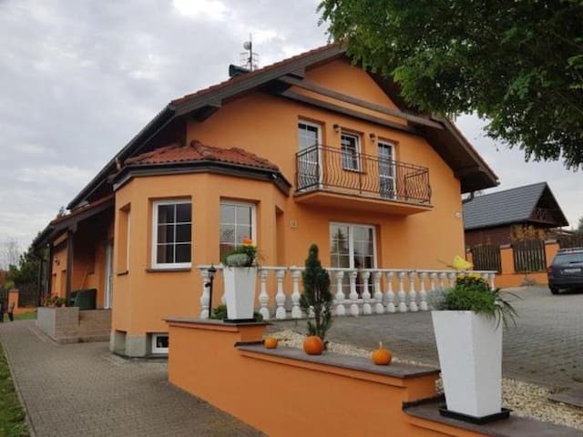 Double Room in Villa Amelia, Rajecke Teplice