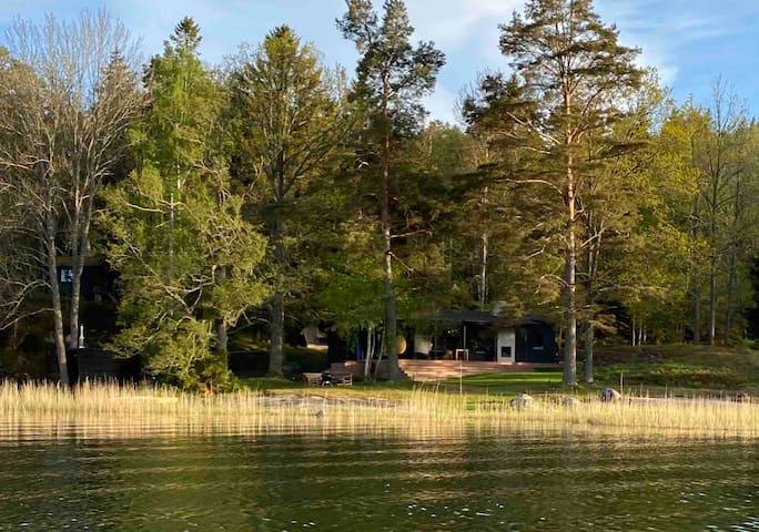 The Swedish Luxury Cottage