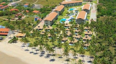 Flat Praia dos Carneiros-Carneiros Beach Resort(3)