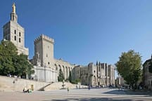Appartement de Charme Palais des Papes