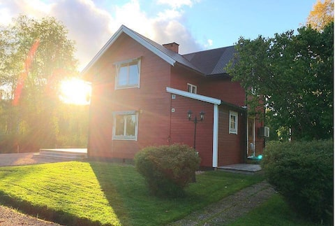 Modern, close to Klarälven, Branäs, Hovfjället