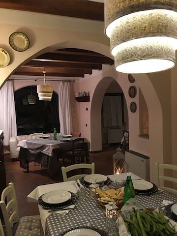 Casa colonica immersa nel verde - Montopoli Val d'Arno