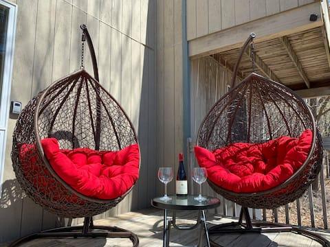 Golden Retreat i Pocono SawCreek Estates ✨