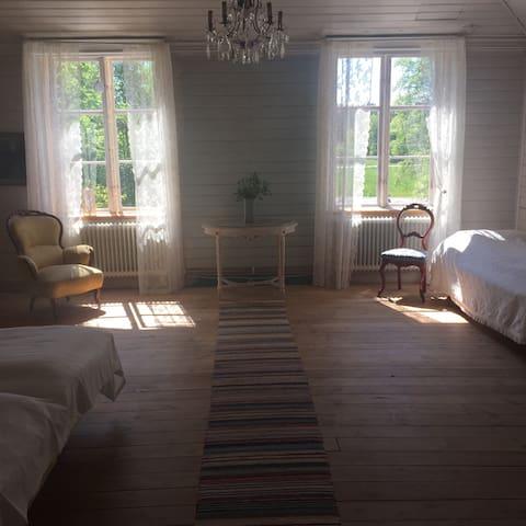 Godtemplarhuset i Gräddö - Gräddö - Apartment