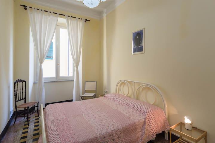 confortevole appartamento in piazza N.S. dell'orto - Chiavari - Apartment