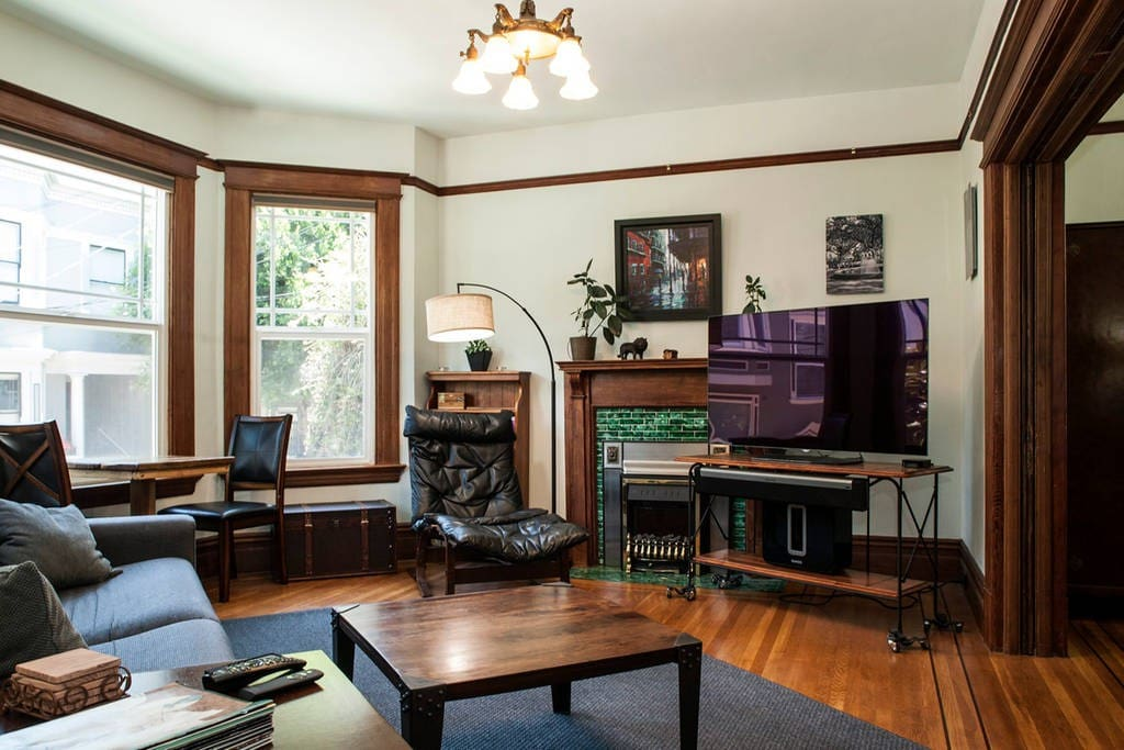 Central Two Bedroom Home With Modern Amenities Houses For Rent In San Francisco California