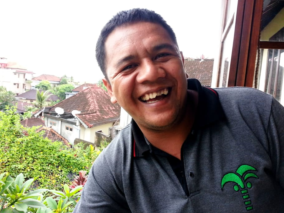 Hi, I'm Ketut, your host. It is my wish that Rumah Jelita will be like your home away from home. I will do my best to make that happen!