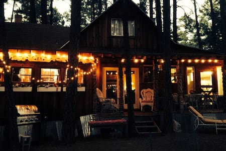 Charming rustic cozy unique - Munds Park - Cabana