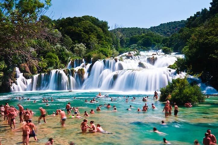 Private Krka Waterfalls Day Tour All Inclusive - Split - Autre