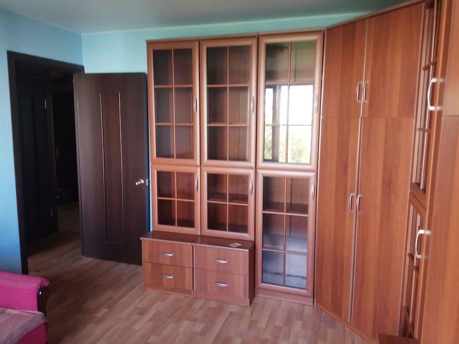 Комната №1 (шкафы)
