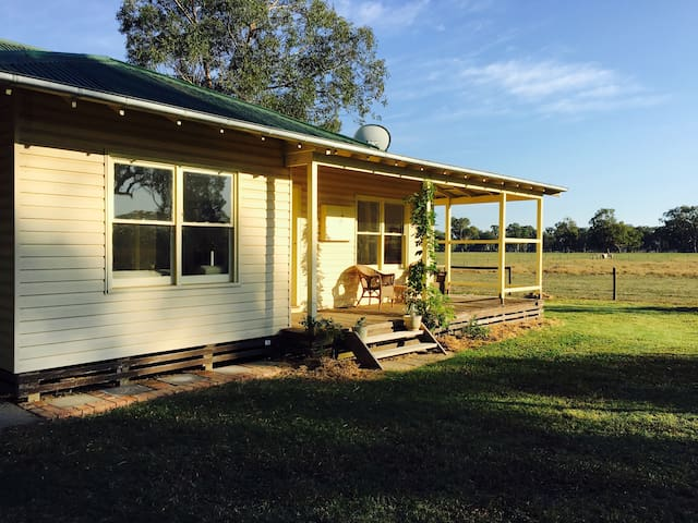 Kooringal Park Lane Cottage - Moyhu - House